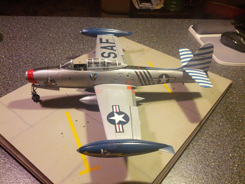 Hobbyboss 1 32 f 84e large scale planes for 1083 3
