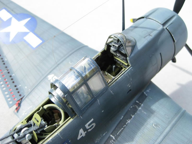 Trumpeter 1 32 Sbd 5 Dauntless Large Scale Planes