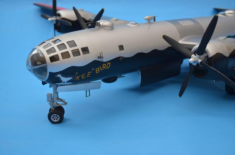 I D Models 1 32 B 29 Superfortress Large Scale Planes