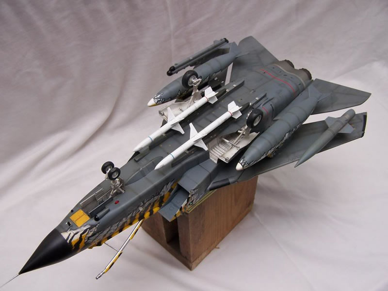 1 32 Revell Tornado Ecr Tigermeet Large Scale Planes