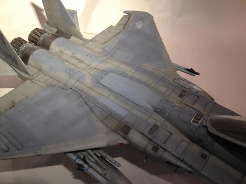 Tamiya 1 32 F 15c Eagle Lakenheath Quot Mig Killer Quot Large