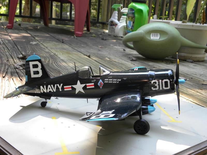 Trumpeter 1/32 F4U-4 Corsair | Large Scale Planes