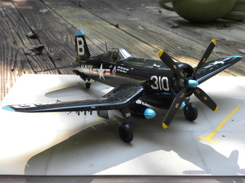Trumpeter 1 32 F4u 4 Corsair Large Scale Planes