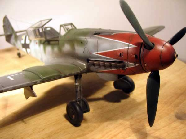 Hasegawa 1 32 Bf 109k 4 Large Scale Planes