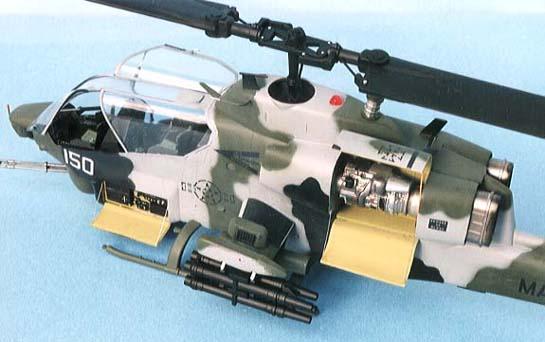 Italeri Academy 1 35 Ah 1w Cobra Tank Killer Large Scale