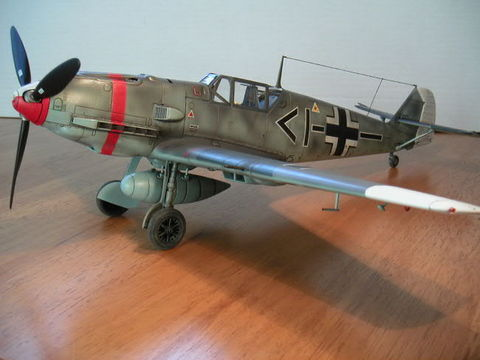Airfix 1/24 Bf 109E | Large Scale Planes