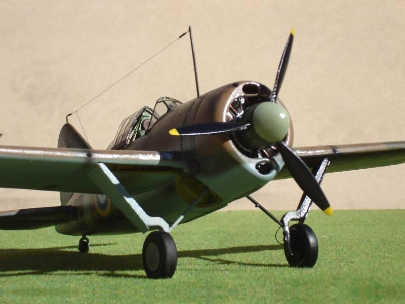 Special Hobby 1/32 Brewster Buffalo | Large Scale Planes