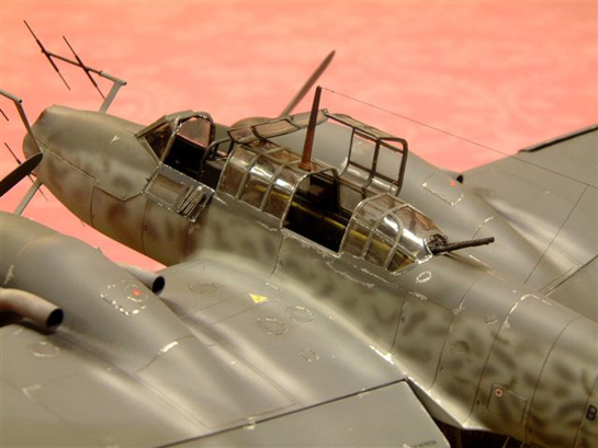 Revell 1/32 Bf 110 | Large Scale Planes