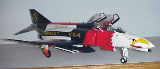Tamiya 1/32 F-4J | Large Scale Planes