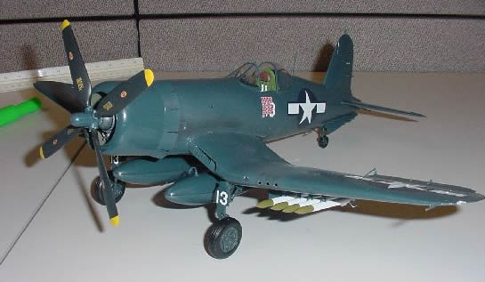 Trumpeter 1/32 F4U-4 | Large Scale Planes