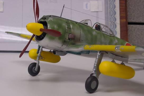 Hasegawa 1/32 Ki-43 Oscar   Large Scale Planes