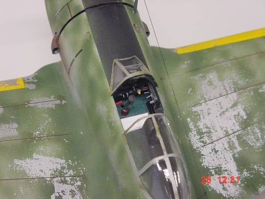 Hasegawa 1/32 Ki-43 Oscar | Large Scale Planes