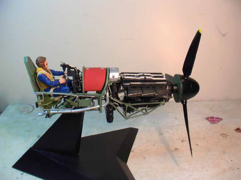Airfix 1  24 Hurricane