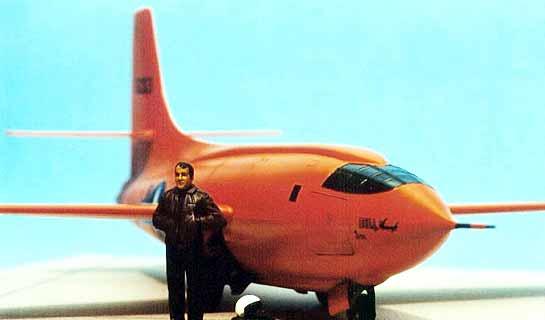 Revell 1/32 Bell X-1