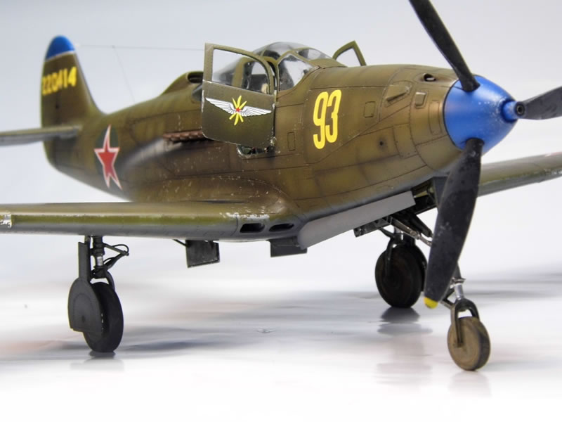 Special Hobby 1 32 P 39 Kobrushka The Kind Little Cobra