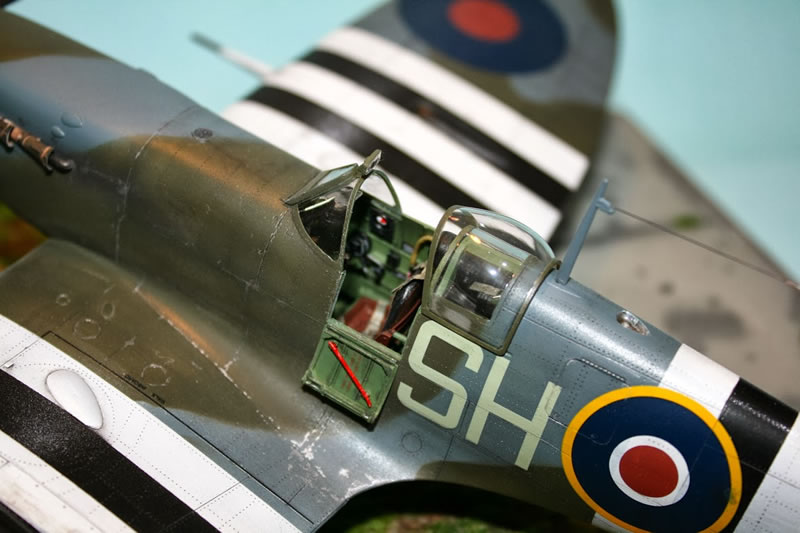 Hobbyboss 1 32 Spitfire Mk Vb Large Scale Planes