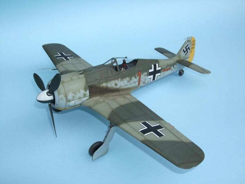 PCM 1/32 Fw 190A-1   Large Scale Planes