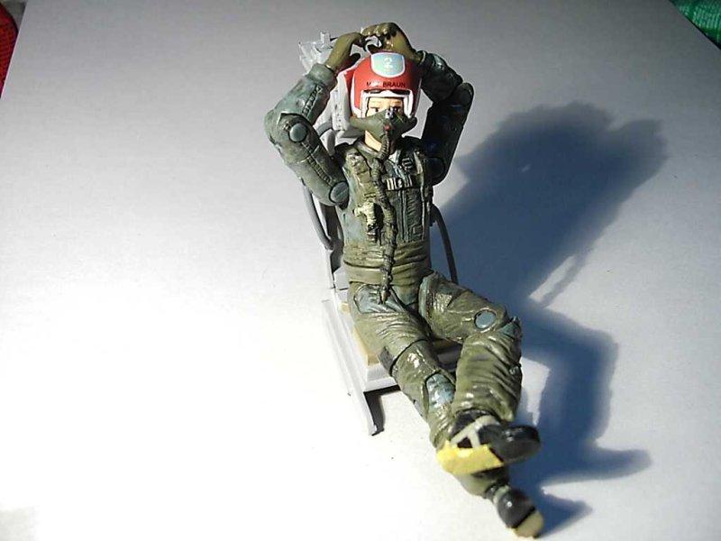 Rebuilding The 21st Century Toys 1 18 F 104g Starfighter