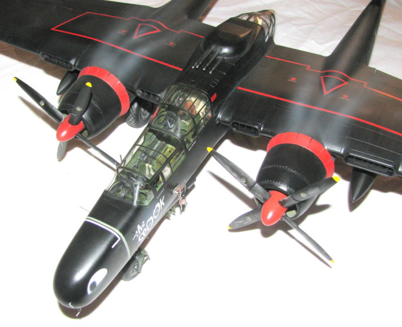 Hobbyboss 1 32 p 61b 1 the spook large scale planes - Difference between starboard and port ...