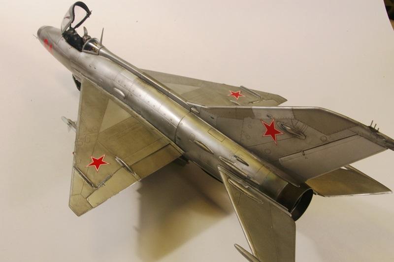 Pavla Models 1//32 Mikoyan MiG-21F-13 Cockpit Set for Trumpeter kit