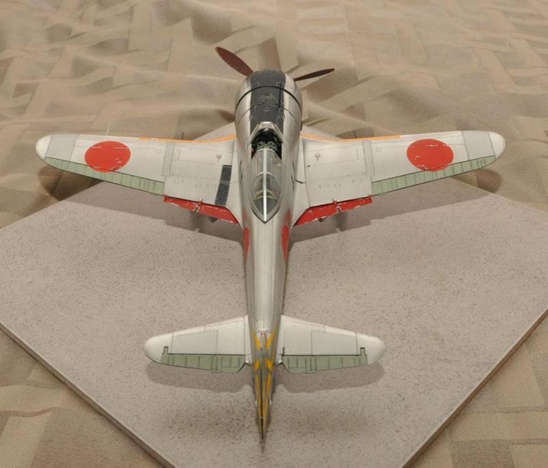 Hasegawa 1/32 Ki-44 Tojo