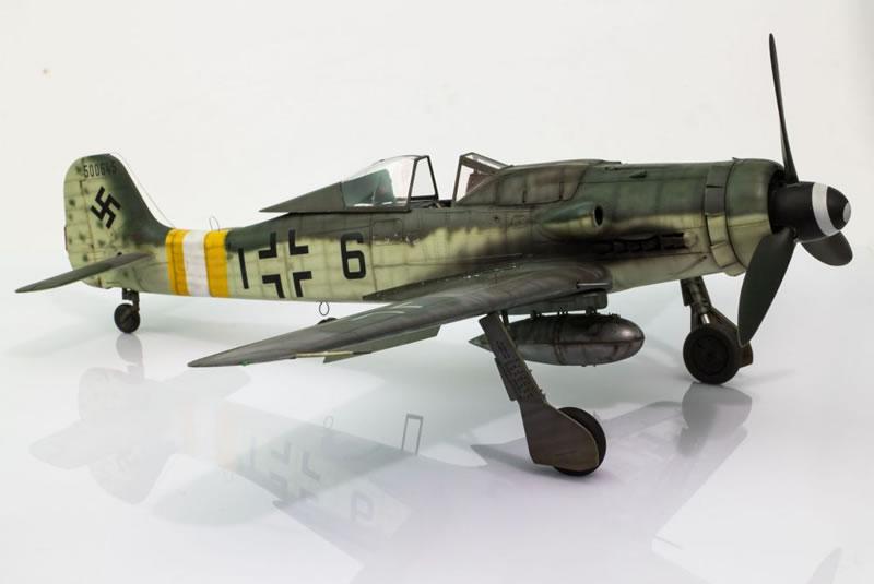 ... Fw 190D-9 + Eagle ...