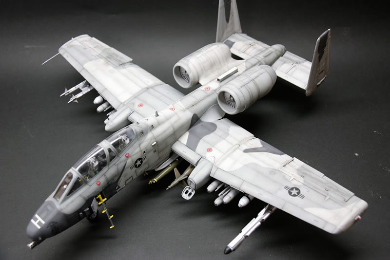 Trumpeter 1 32 A 10 N Aw Thunderbolt Ii Large Scale Planes