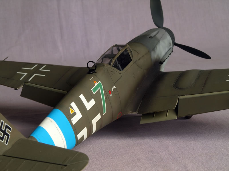 Revell 1/32 Bf 109G-10 Erla   Large Scale Planes