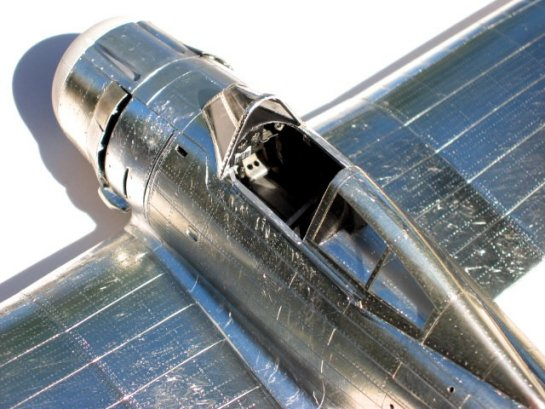 Metal Foil Tips And Tricks Large Scale Planes