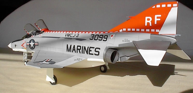 Revell 1 32 Rf 4b Conversion Large Scale Planes