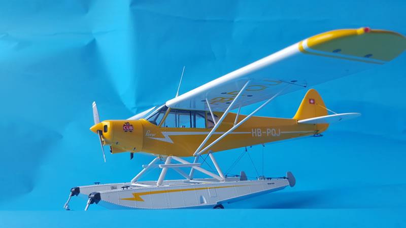 Revell 1/32 Piper Super Cub Floatplane