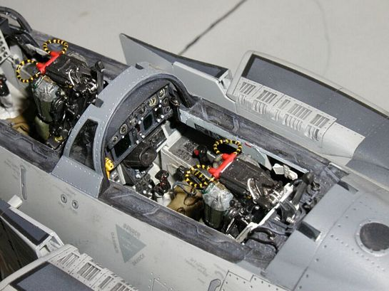 Tamiya F 4g Wild Weasel Part 1 Large Scale Planes