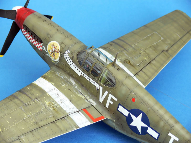 Trumpeter 1 32 P 51b Large Scale Planes