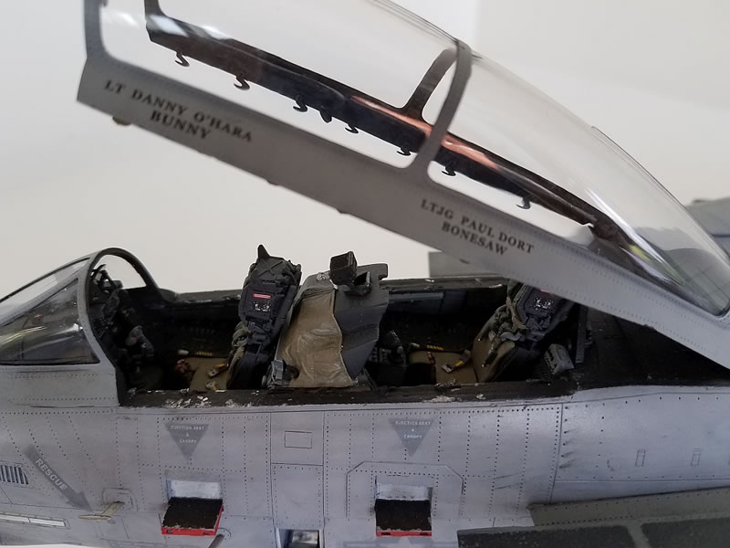 Trumpeter 1/32 F-14D | Large Scale Planes