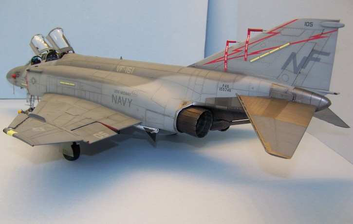Tamiya F 4s Phantom Large Scale Planes