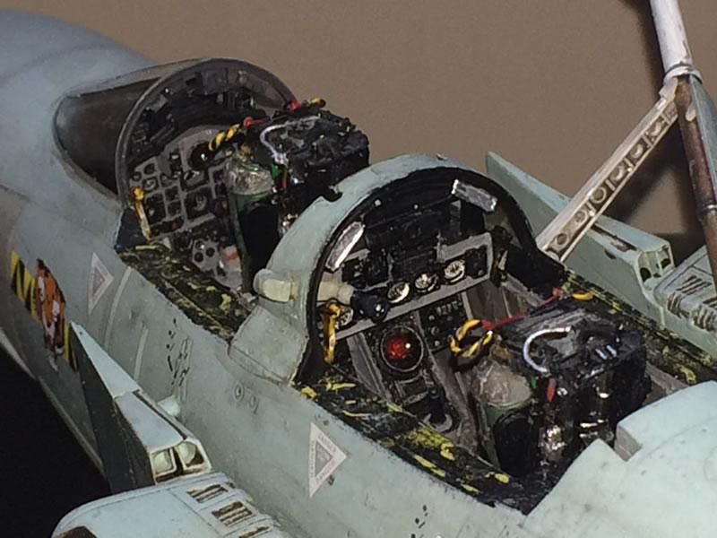 Tamiya 1/32 F-4J(UK) Phantom Tiger Squadron | Large Scale Planes