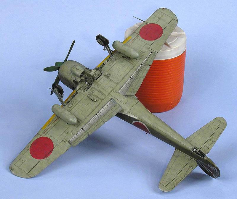 Hasegawa 1/32 Nakajima Ki-84 Type 4 Fighter Hayate (Frank