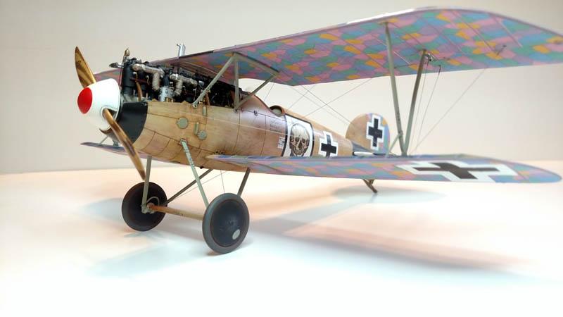 Wingnut Wings 1  32 Albatros D Va  Oaw