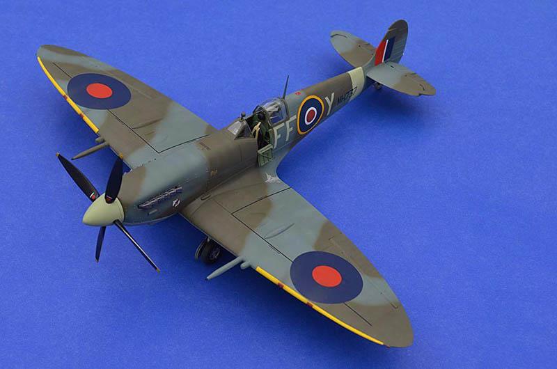 1 32 Revell Supermarine Spitfire Mk II a | Acquisti Online ...