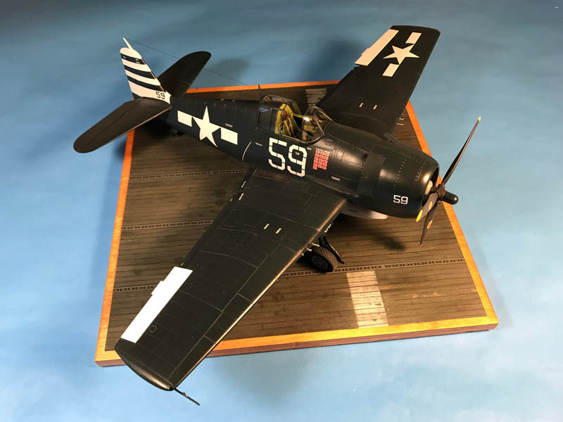 Trumpeter 1/32 F6F Hellcat   Large Scale Planes