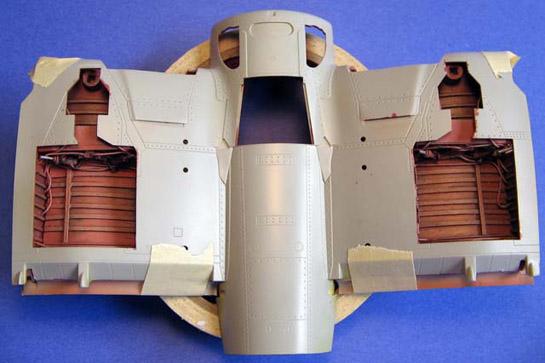 Trumpeter 1 32 F4u 1 Corsair Backdated Birdcage Large