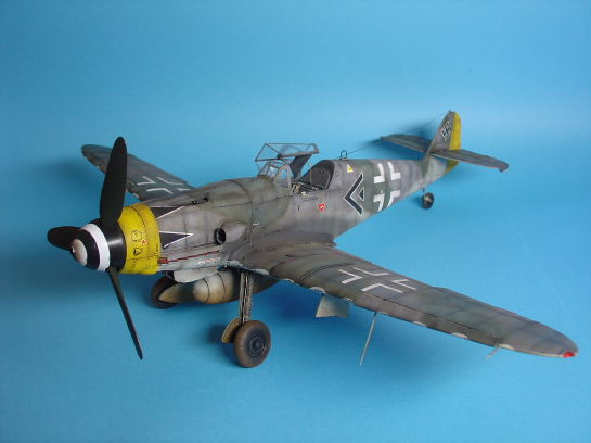 Trumpeter 1 24 Bf 109k 4 Large Scale Planes