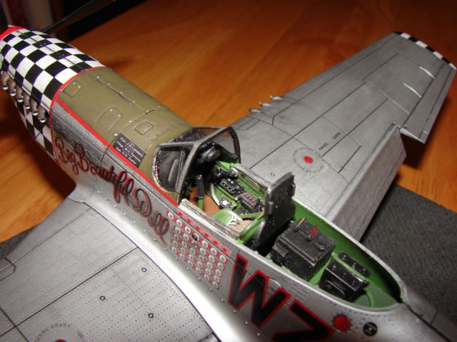 Used Mustang Parts >> Dragon 1/32 Scale P-51D Mustang | Large Scale Planes