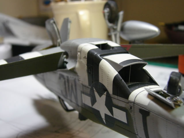Dragon 1 32 Early Production P 51d Large Scale Planes