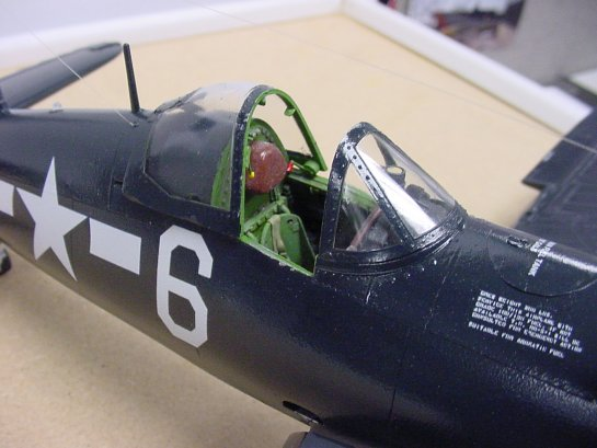 1 32 Revell F4u Corsair Large Scale Planes