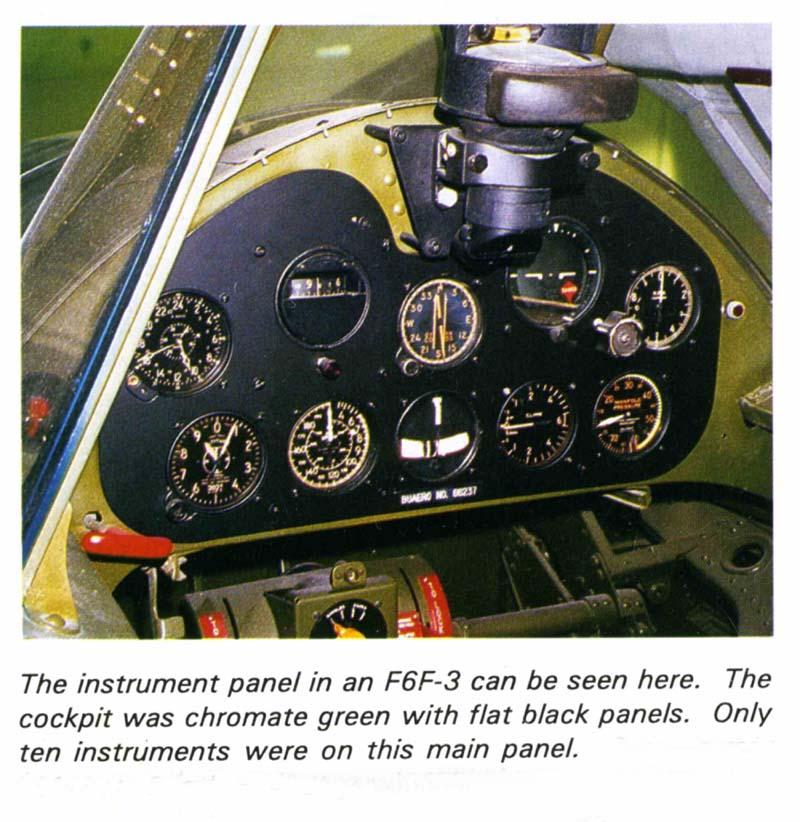 Elite Forces 1 18 F6f Hellcat Part 10 Cockpit Large