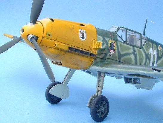 Airfix 1 24 Messerschmitt Bf 109e Large Scale Planes