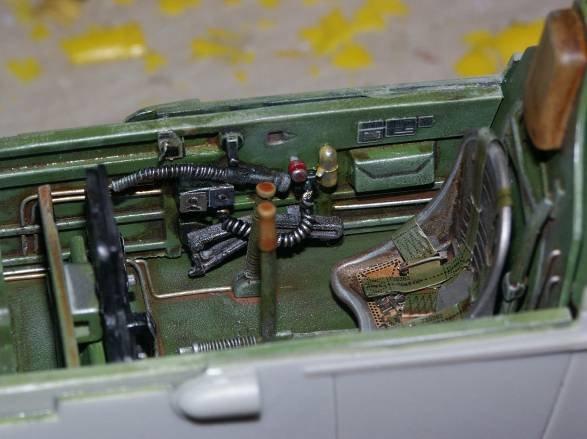 Vintage Fighter Series 1/24 Curtis P-40 Tomahawk Part 3 ...