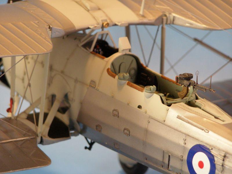 Trumpeter 1/32 Fairey Swordfish Mk I | Large Scale Planes