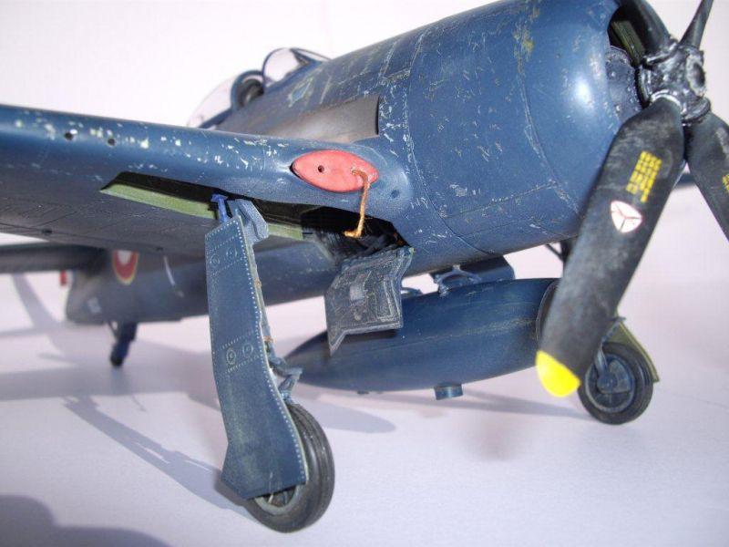 1 72 Monogram F8f Bearcat Kit 5013